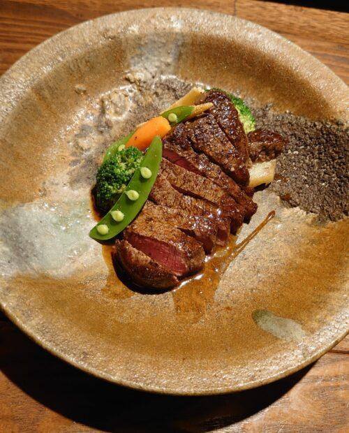 NZ産牛ヒレステーキ